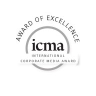 "Corporate Media Award (ICMA) | Kategorie ""Annual Reports"" 